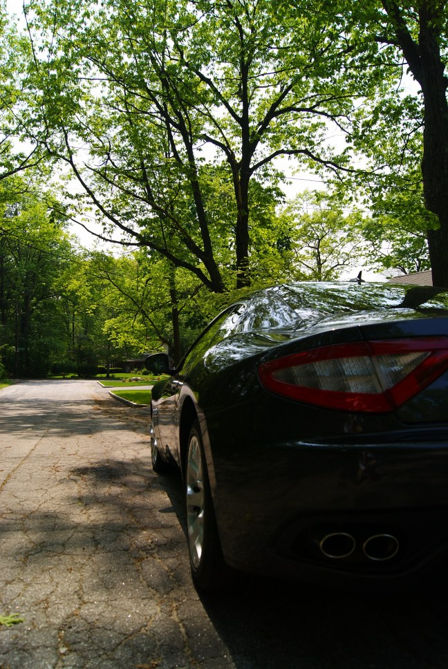 The Torque Tube: Brian Whitmore and the Maserati GranTurismo (3/6)