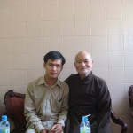 Nguyễn Tiến Trung và Hoà thượng Thích Quảng Độ