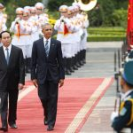 POTUS_Obama visits Vietnam