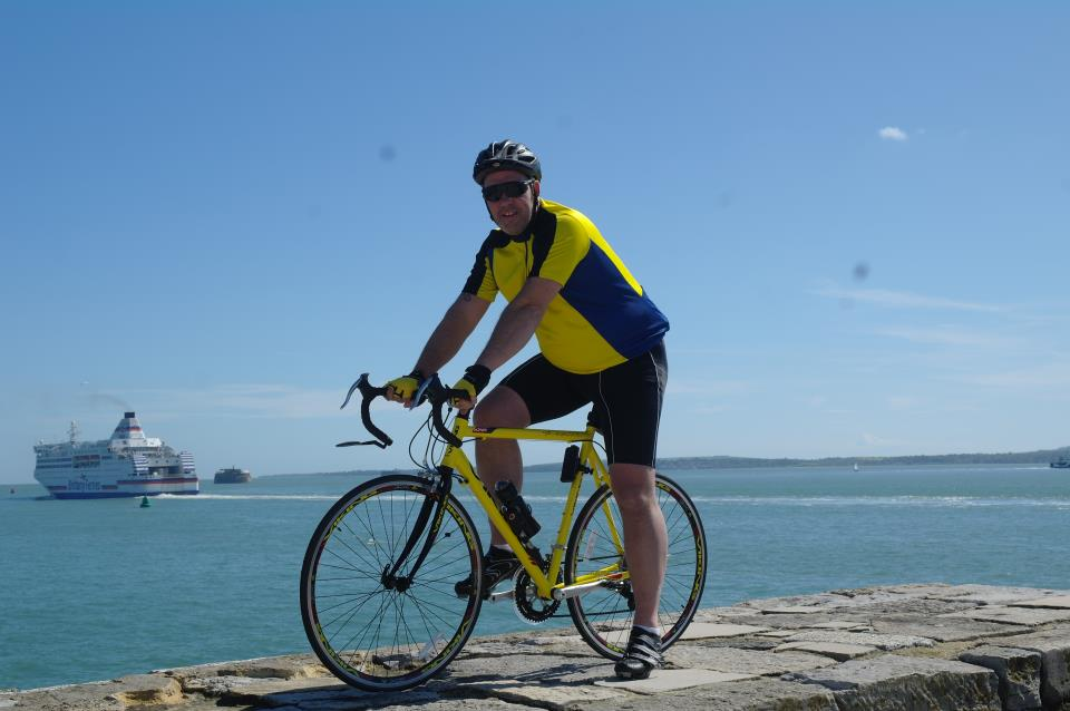 WATERLOOVILLE MAN TO CYCLE 200 MILES ALL IN THE NAME OF HEALTHY HIPS