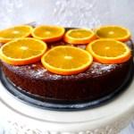 Mandel-Orangenkuchen