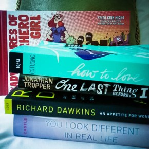 BEA 2013: the book haul
