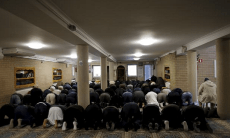deadstate Mosque letter