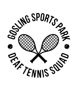 Gosling Sports Park Deaf Tennis Squad