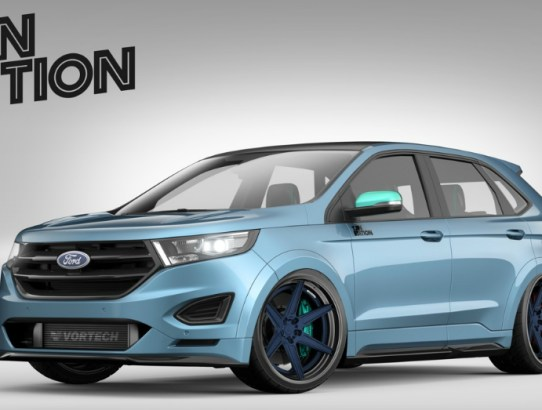 Ford Edge Tjin Edition