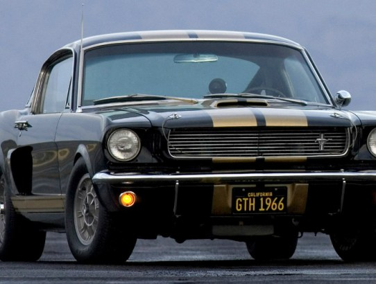 08.26.16 - 1966 Shelby Mustang GT350H