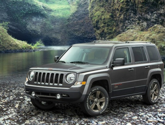 11.29.16 - Jeep Patriot