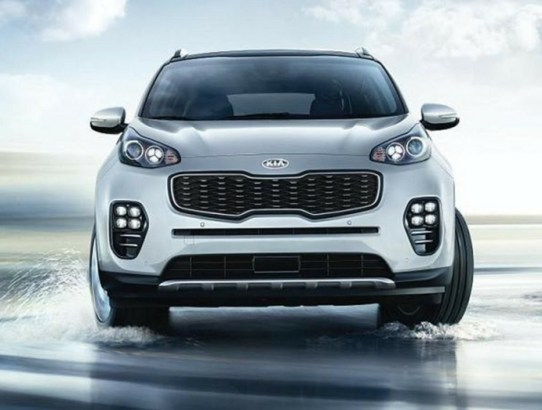 2018 Kia Sportage: Continued Excellence