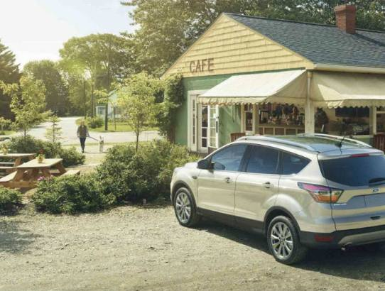 The Ford Escape is Getting Upgraded in 2020