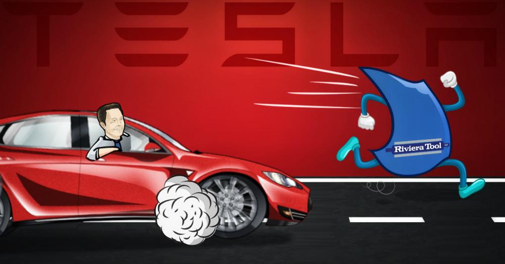 Tesla Buys Riviera Tools
