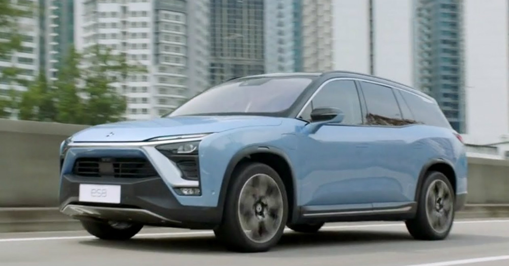 Steps Forward for NIO