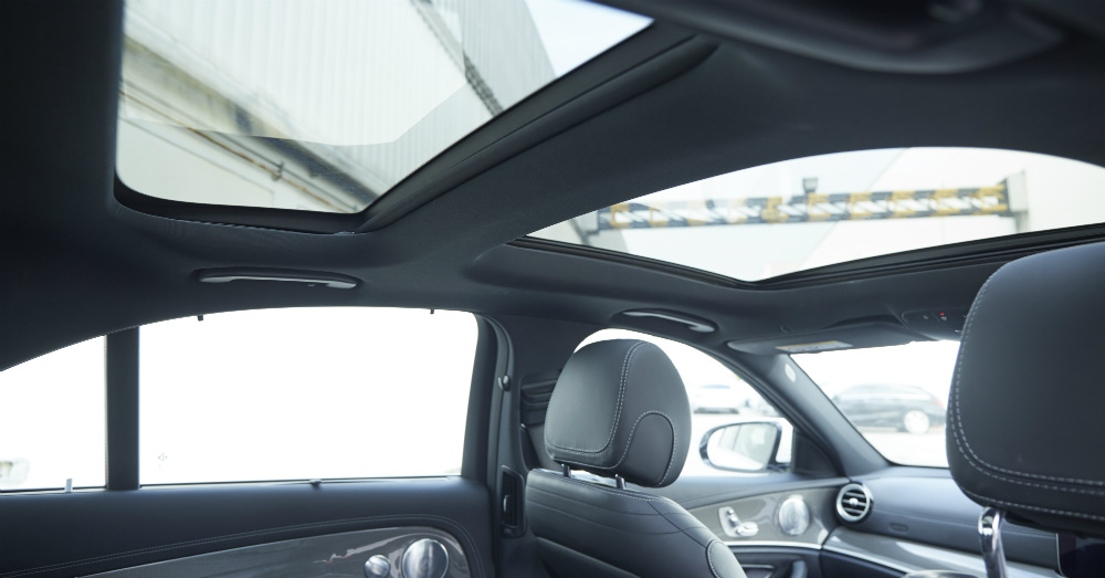 Should You Drive a Vehicle that has a Sunroof