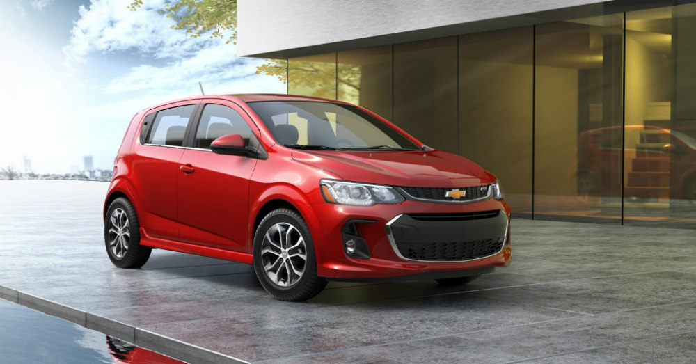 What is the Chevrolet Sonic