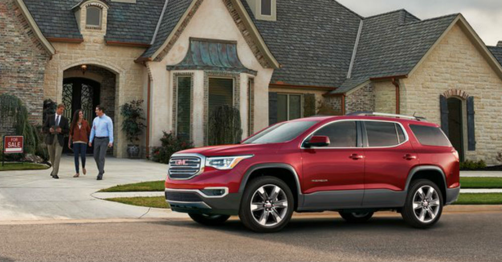 GMC's Ruggedness Shows Strength in Sales