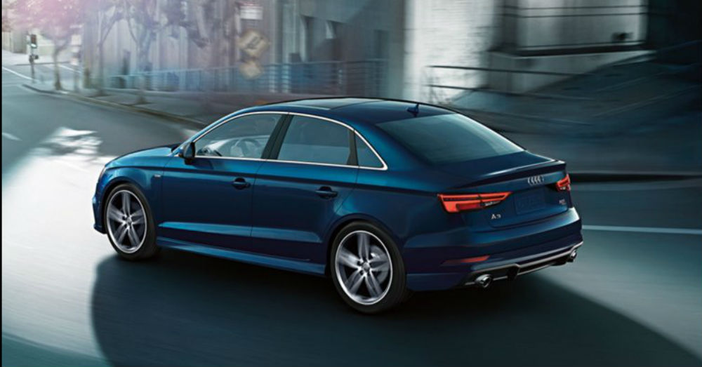 Style and Luxury are a priority in the Audi A3
