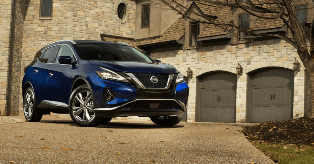 2019 Nissan Murano Styled Right for Your Ride