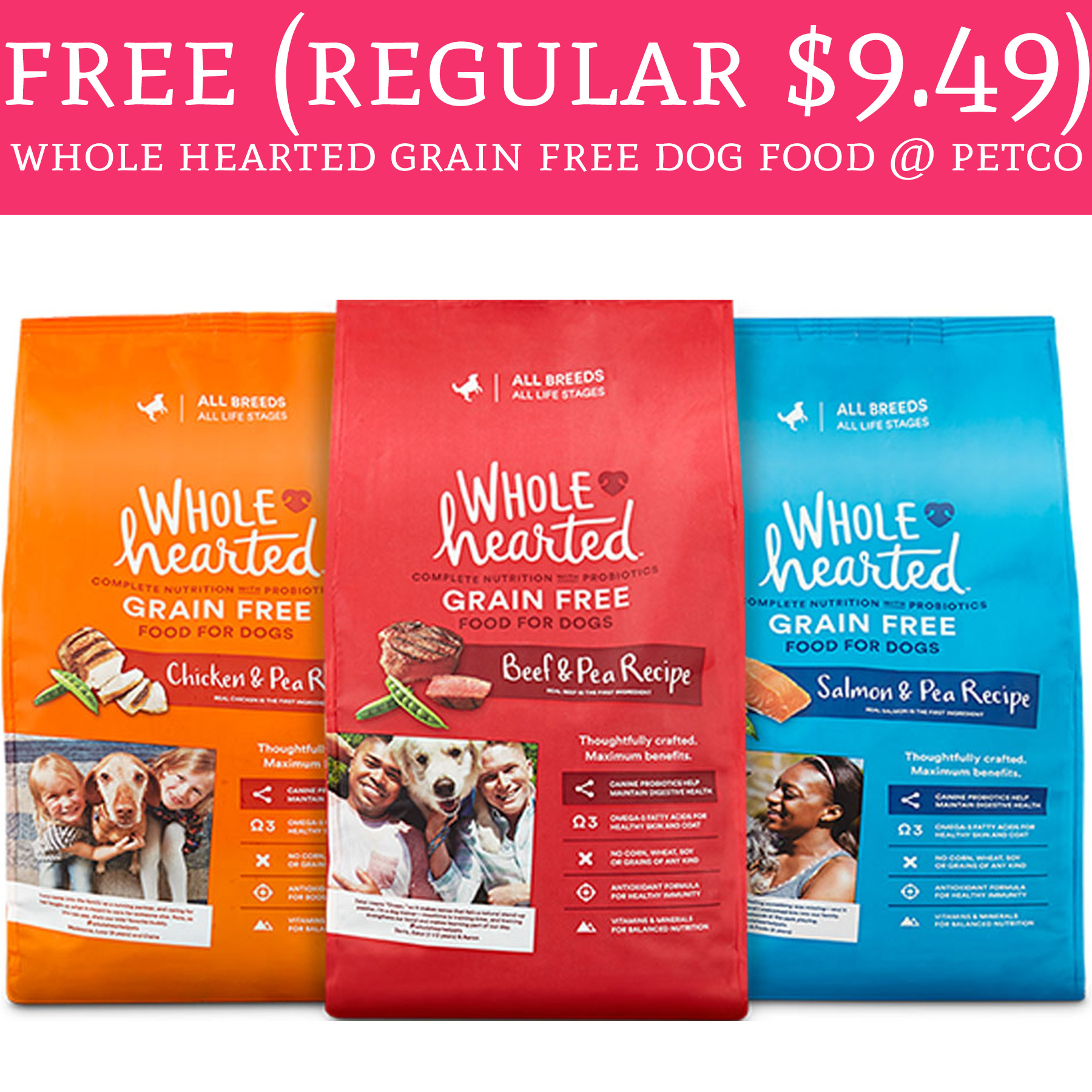 Incredible Who Wants Free Dog Freeeee Whole Hearted Grain Free Dog Food Petco Wholehearted Dog Food Salmon Wholehearted Dog Food Canned bark post Wholehearted Dog Food