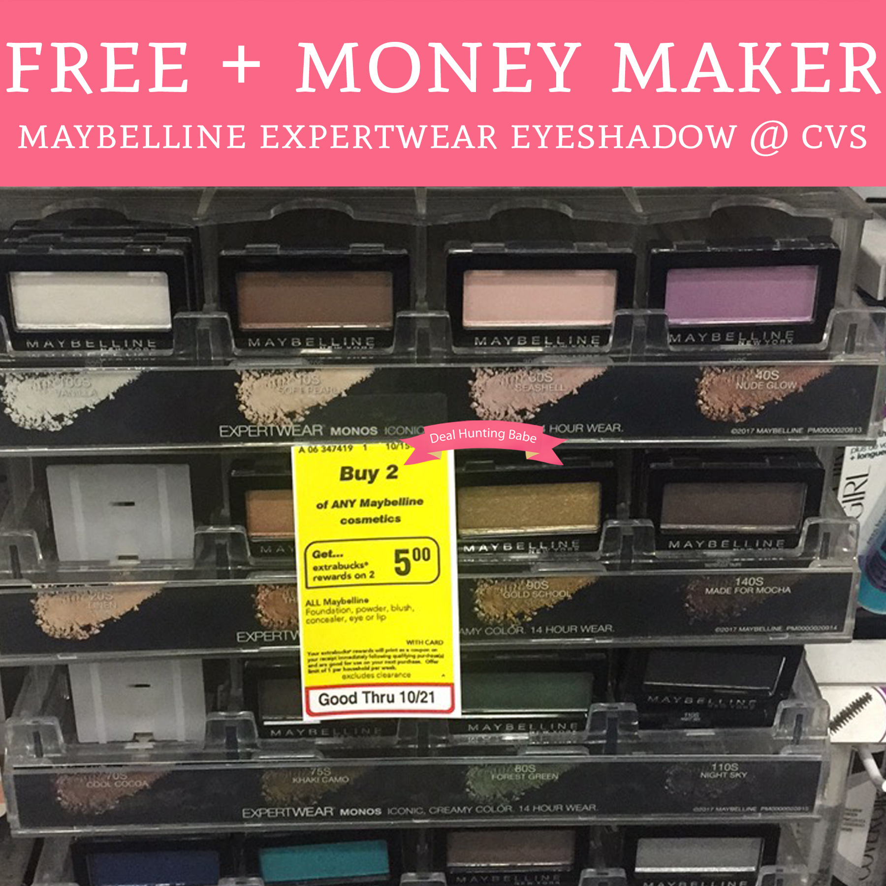 Fabulous Who Wants To Make Some Free Money Maker Maybelline Expertwear Shadow How To Print Photos Off Iphone At Cvs How To Print Instagram Photos At Cvs photos How To Print Photos At Cvs