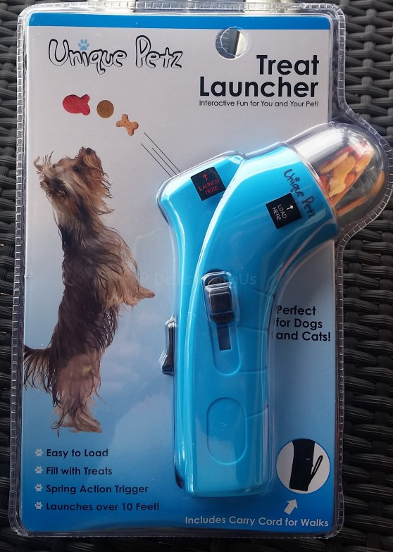 Unique Pet Treat Launcher