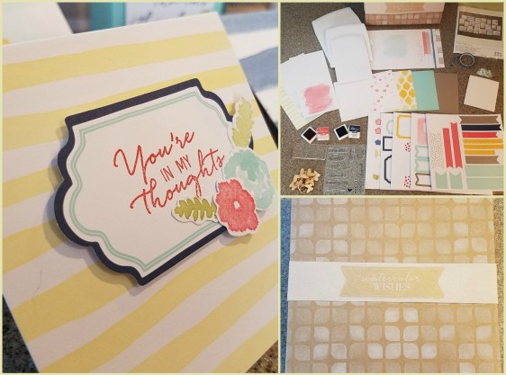 Watercolor Wishes Project Kit