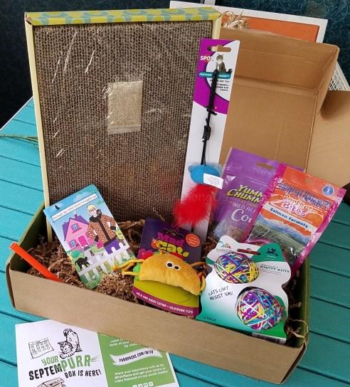 septempurr-purr-packs-box-contents