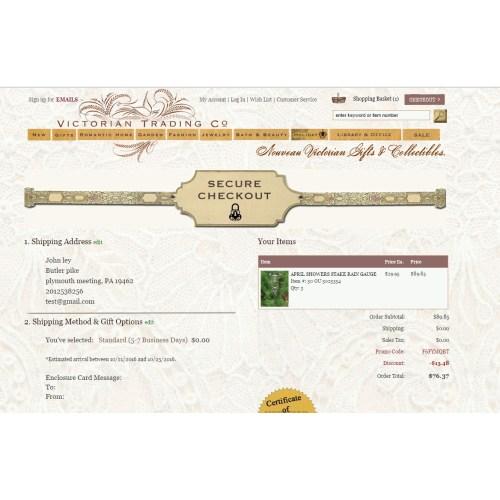 Medium Crop Of Victorian Trading Co
