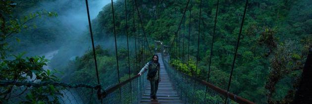 [Álbum] Agua y fuego en Baños, Ecuador