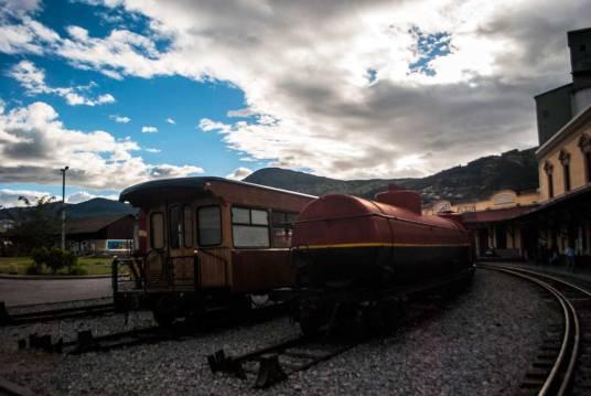 Estación Eloy Alfaro, Quito