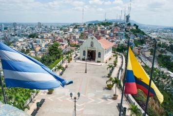 Las Peñas, Guayaquil