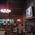 Old Faithful Inn Dining Room, photo by The Jab, 2003