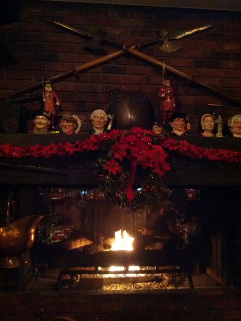 fireplace, Lord Fletcher's - image by The Jab