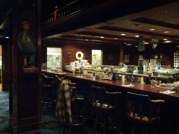 the oyster bar - image by The Jab