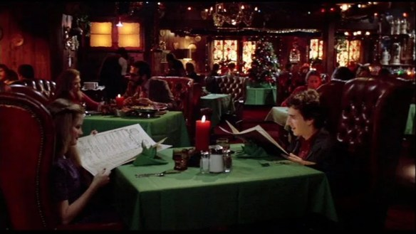 scene from Fast Times at Ridgemont High filmed at Old Heidelburg (now Barone's)