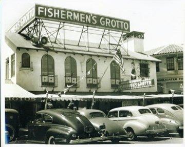 Fishermen's Grotto, 1940