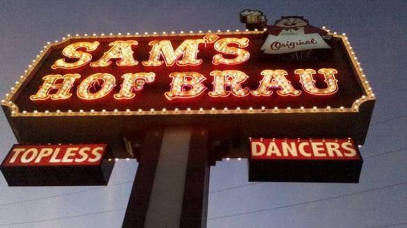 Sam's Hof Brau, Los Angeles