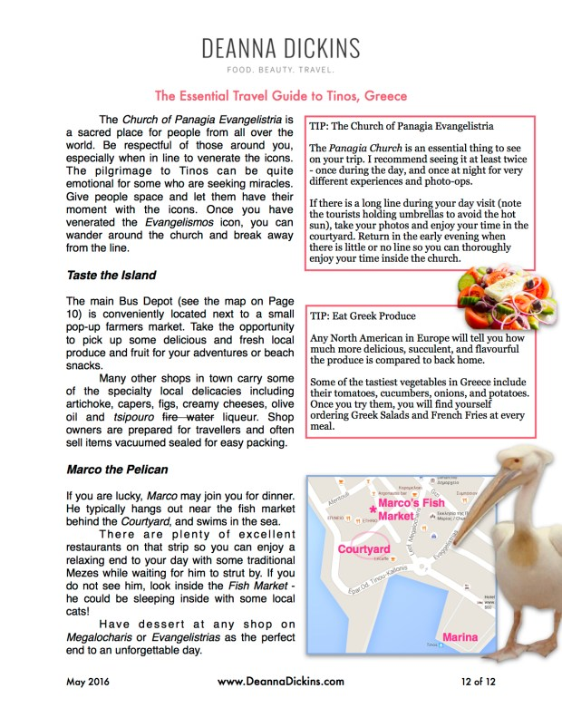 The Essential Guide to Tinos 12
