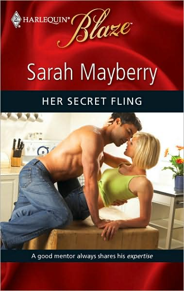 Her Secret Fling by Sarah Mayberry Cover Image