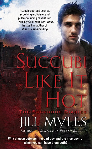 Succubi Like It Hot by Jill Myles cover image
