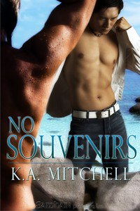 No Souvenirs by K.A. Mitchell Cover Image