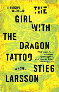 The Girl with the Dragon Tattoo Stieg Larsson