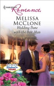 Wedding Date with the Best Man by Melissa McClone