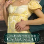 The Admiral's Penniless Bride by Carla Kelly