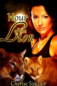hour of the lion cherise sinclair