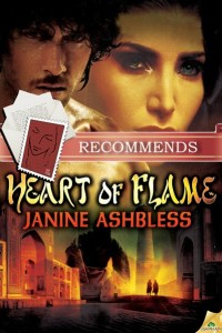 Heart of Flame by Janine Ashbless