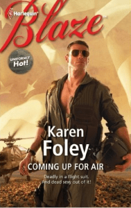 Coming up for air karen foley