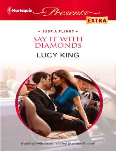 Say It with Diamonds by Lucy King