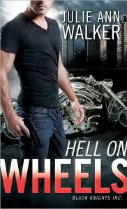 Hell on Wheels J.A. Walker