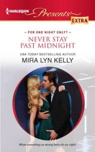 Never Stay Past Midnight Mira Lyn Kelly