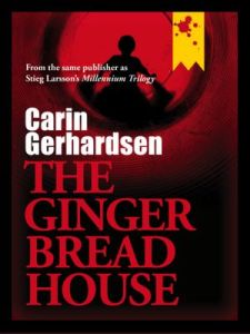 The Gingerbread House carin Gerhardsen
