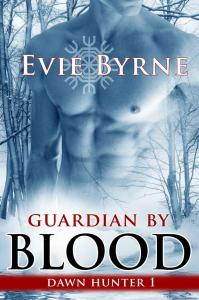 Guardian by Blood by Evie Byrne